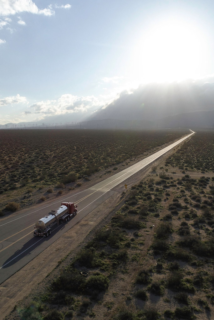Bulk Transportation Services - Andrews Logistics